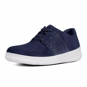 Crystal Suede Sneakers