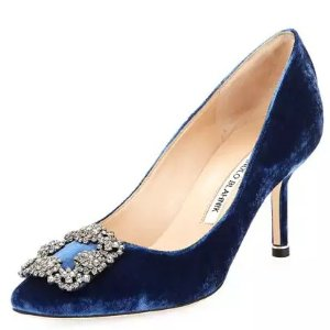 Up to 20% Off Manolo Blahnik Women Shoes Sale @ Neiman Marcus Last Call
