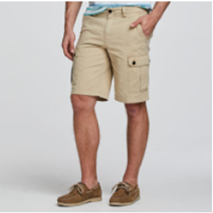 Timberland | Men's Essential Relaxed Fit Cargo Short