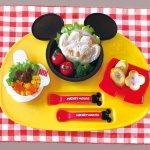 锦化城 迪士尼 米妮米奇 儿童 餐具套装