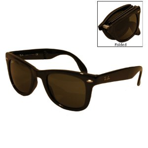 Ray-Ban Folding 4105 Wayfarer Sunglasses