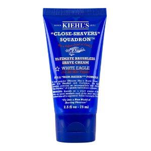 Ultimate Brushless Shave Cream - White Eagle - Kiehl's