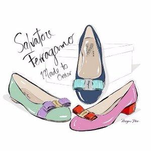 30% Off + Free ShippingVara Collection @ Salvatore Ferragamo