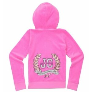 Extra 50% Off Sale ItemsGrils & Baby Apparel Labor Day Sale @ Juicy Couture