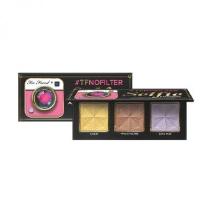 Face Illuminator: Selfie Finishing Powder Palette - Too Faced