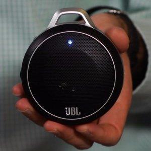 JBL Micro Wireless 3-Watt Portable Bluetooth Speaker
