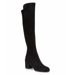 Women's Alljack Suede Over-the-Knee Boots