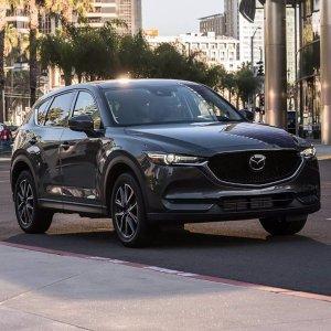 家族脸更新 同级最高颜值2017 Mazda CX-5 紧凑型SUV