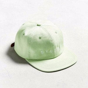 Stussy X UO Mint Baseball Hat | Urban Outfitters