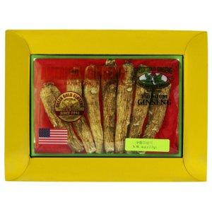 Long American Ginseng Giant 4oz box
