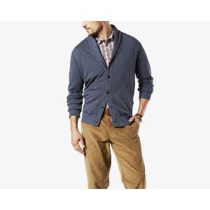 Premium SHAWL CARDIGAN Sweater | Navy | Dockers® United States (US)