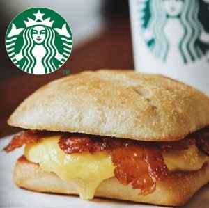 $5Grande Brewed Coffee & Sandwich Combo