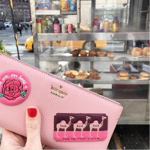 Up to 50% Off + Extra 25% OffWallets @ kate spade