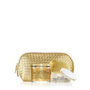 GOLD CLUTCH HOLIDAY KIT Peter Thomas