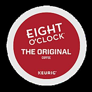 Eight O'Clock® | The Original Coffee | K-Cup | Keurig