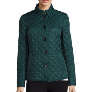 Burberry - Ashurst Diamond-Quilted Jacket - saks.com