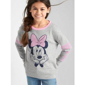 GapKids | Disney embellished crew pullover | Gap