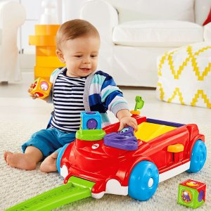 Fisher-Price Roller Blocks Rockin' Wagon | CFM97 | Fisher-Price