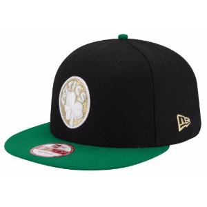 New Era NBA 9Fifty Team Hasher Snapback - Men's - Accessories - Boston Celtics - Multi
