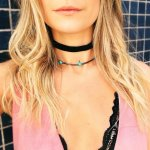 Spring with Choker