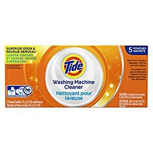 $4.38Tide Washing Machine Cleaner, 5 Count