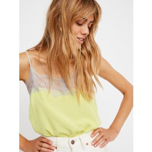 Intimately Little Number Brami at Free People Clothing Boutique