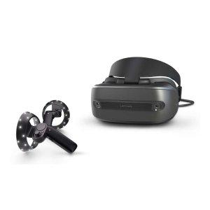 Lenovo Windows Mixed Reality VR眼镜+控制器