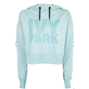 Cropped Logo Hoodie by Ivy Park