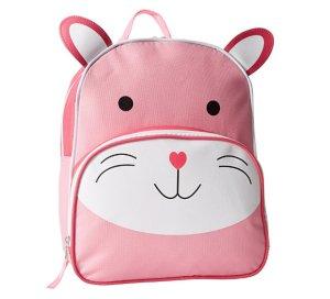 $4.15Trailmaker Little Girls' Bunny Rabbit Backpack
