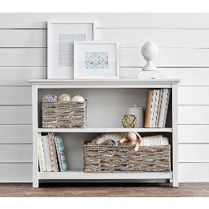 Cameron 2-Shelf Bookcase | Pottery Barn Kids