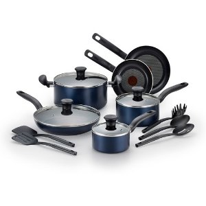 T-fal Simply Clean Total 15pc Non-Stick Cook Set : Target