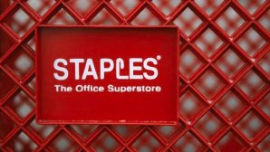 20% offOffice supplies sale @ Staples