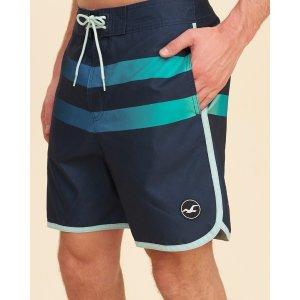 Guys Beach Prep Fit Boardshorts | Guys Bottoms | HollisterCo.com