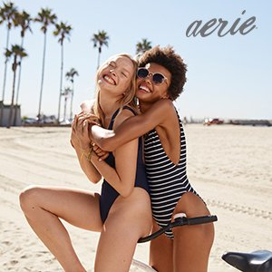 Only $20For Bikini Tops & Bottoms @ Aerie by American Eagle