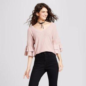 Buy 1 Get 1 50% OffSelect Sweaters @ Target.com