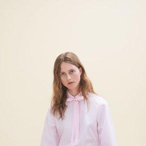 CARLOTA Loose-fitting poplin shirt