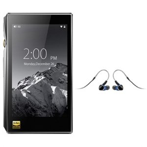 X5-III Player + UIltimate Ears UE900s