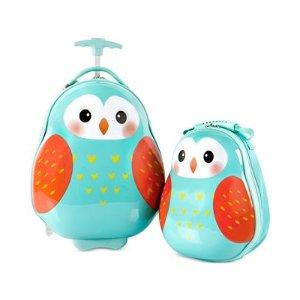 Heys Travel Tots Owl 2PC Luggage & Backpack Set - Kids' Luggage - Luggage & Backpacks - Macy's