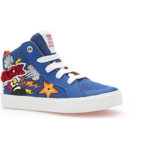 Geox JR KILWI BOY in ROYAL/MULTICOLOR - Shop Geox - Product