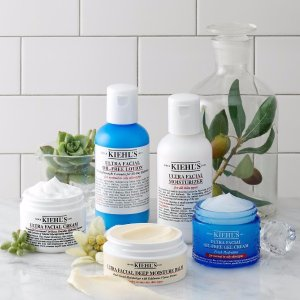 Choose 2 Free Deluxxe Ultra Facial SamplesWith Any Ultra Facial Collection Purchase @ Kiehl's