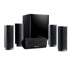 HKTS 16 | Elegant 5.1 Home Theater Speaker System