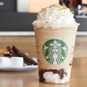 50% OffFrappuccino Blended Beverage Purchase @ Starbucks