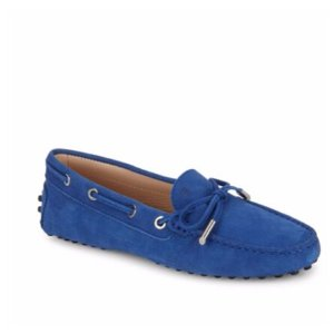 Tod's - Textured Leather Loafers - saksoff5th.com