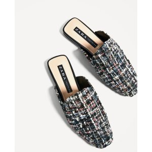 FABRIC MULES - View all-SHOES-WOMAN | ZARA United States