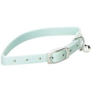 Catit Nylon Adjustable Cat Collar, Blue