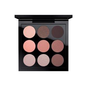 Eye Shadow X 9: Dusky Rose Times Nine | MAC Cosmetics - Official Site