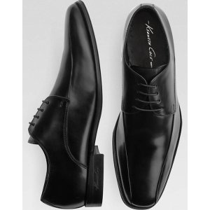 Kenneth Cole Fancy That Black Leather Lace-Up - Men's Dress Shoes   Men's Wearhouse