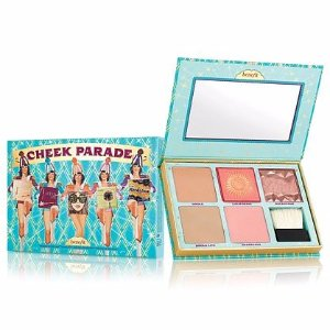 Benefit Cosmetics Cheek Parade Palette - Bronzers & Blushes - 8299901 | HSN