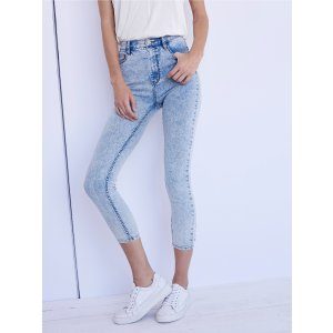 Cyndi High Rise Skinny at Free People Clothing Boutique