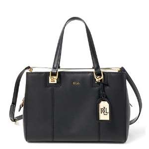 Leather Rylee Satchel - The Look: Timeless Looks for Modern Moments � WOMEN - RalphLauren.com